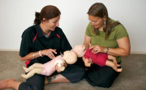 INFANT AND TODDLER FIRST AID COURSE